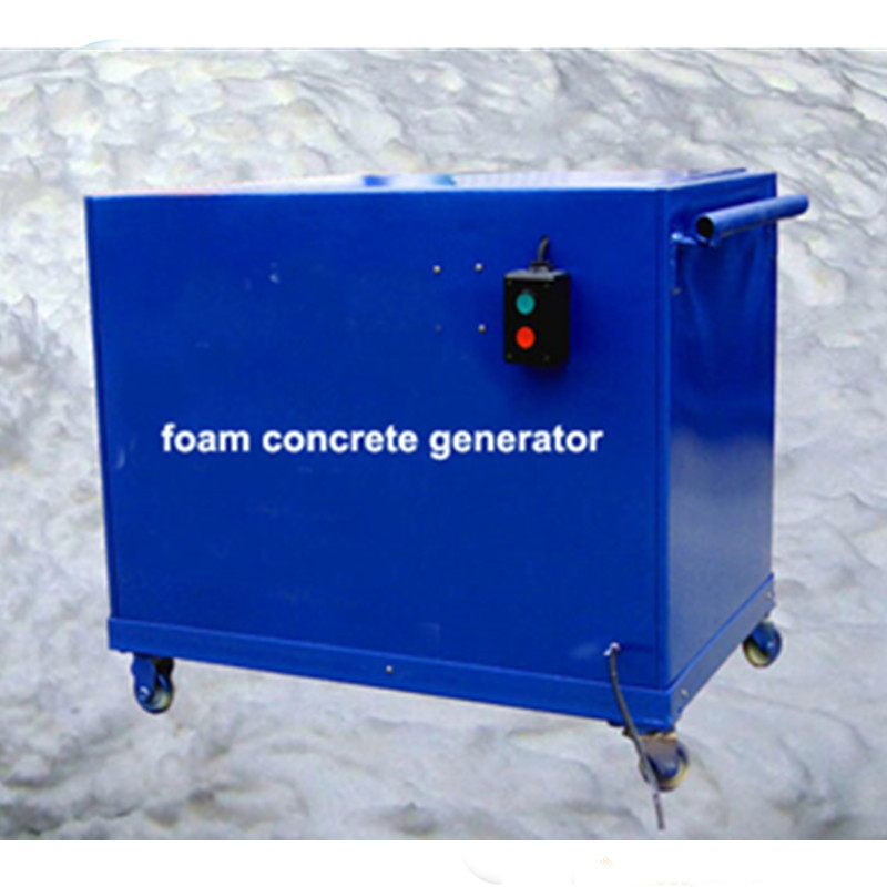 supply Best price foaming concrete mixer agent generator for concrete