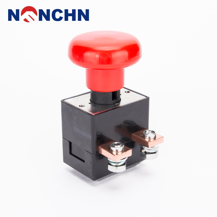 OFUN Hight Quality ZJK250 Emergency Stop Push Button Electric Switch