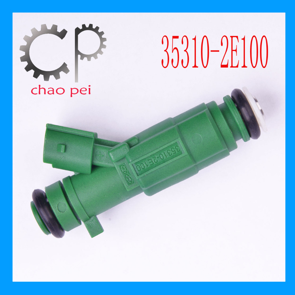 High Reliable Car Parts Fuel Injector Nozzle For Korean Cars OEM 35310-2E100