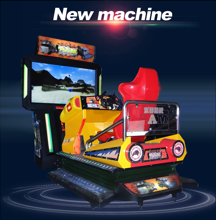 CE certification Australia card operated arcade games racing horse machine