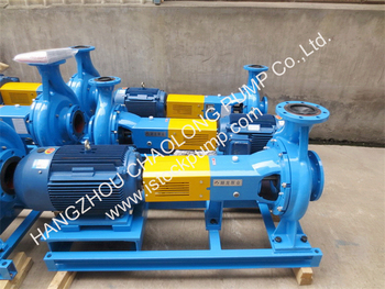 SX type stock pump