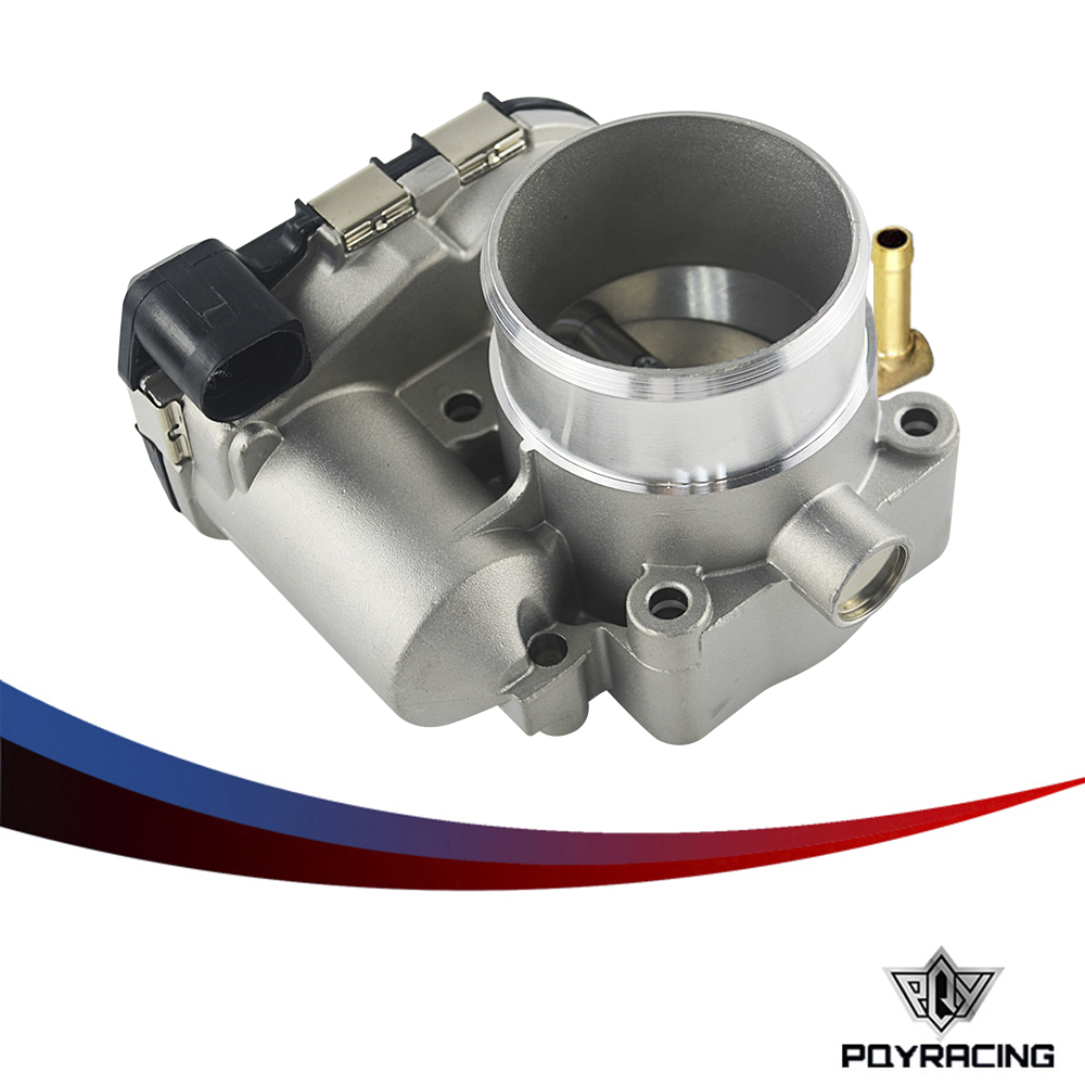 PQY RACING - OEM Throttle Body For VW Beetle Jetta Bora Golf GTI MK4 AUDI A3 S3 TT 1.8T PQY-TBB97