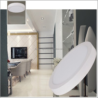 Surface Mounted LED Ceiling Light 9W/15W/25W Dimmable Round/Square Cool/Warm Withe Panel Light For Foyer Kitchen Bed Room
