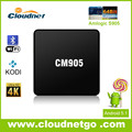 Cloudnetgo r89 android tv box dm800 se with wifi tv box hd2.0 android box with S905 chip