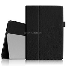 Slim Fit Folio Case with Smart Cover Auto Sleep / Wake Feature for Apple iPad Air (iPad 5th Generation)