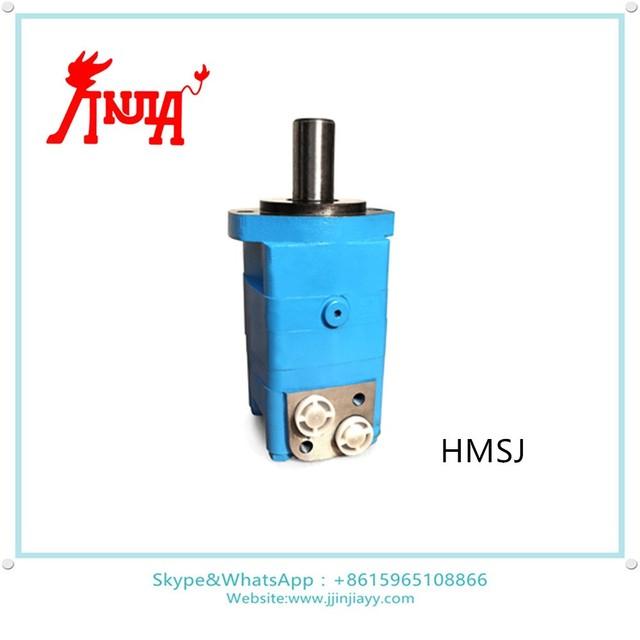 JINJIA supply hydraulic motor, Can Replace M+S Epms, Eaton Charlynn