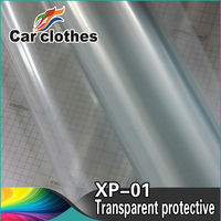 Good Quality 1.52x30m 3 Layers Car Wrap Vinyl Protective Sheet