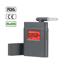 Wholesale Breathalyzer Manufacturing Factory Supply Driving Safety Personal Use Digital Alcohol Tester