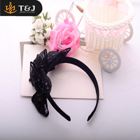 Buy FG-137 Yiwu Caddy 2015 Hot sale lady hair band accessories ...