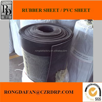 Black Industrial Rubber Sheet