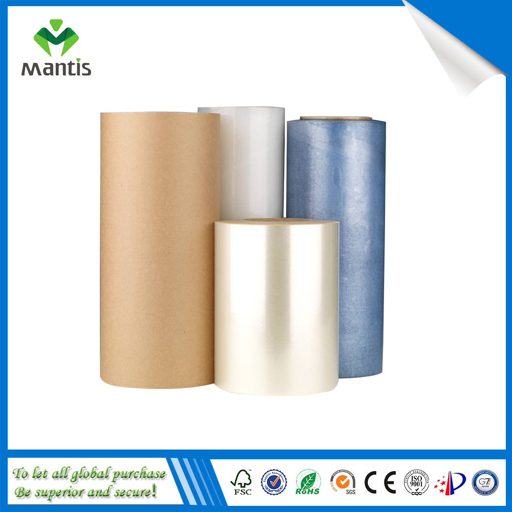 Custom printed PVC/PET/PE laminating roll film