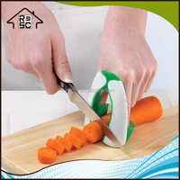 Easy and Safe Kitchenware Plastic Slice Finger Guard