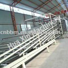equipment for making gypsum board