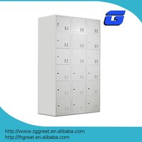 Doors steel locker cabinet/used school lockers for sale