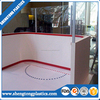 Gifts of hockey training board/ ice rink supplier/ UHMW skating pad