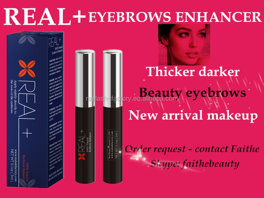 Eyebrow growth product new fashion eyebrow extension liquid make eyebrows thicken