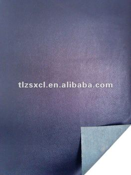 Supply toughness dyeing bonded leather