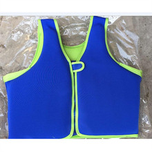 Kids Neoprene+EPE Foam swim floating snorkeling life jacket