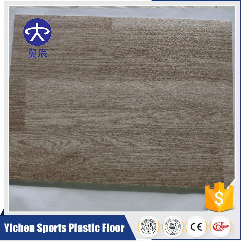 Most Famous In US PVC Sports Floor Roll For Outdoor And Indoor Basketball Court Flooring