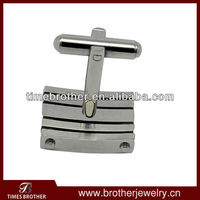 Satainelss Steel epoxy cuff link