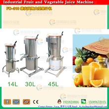 FC-310 Factory price automatic mashed potato machine/ ginger grinding machine/ garlic paste making machine