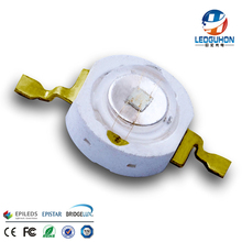 Guangzhou factory make high power 3W uv led 410nm