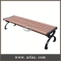 Arlau Best Selling Outdoor Furniture China,Outdoor Garden Wooden Chair,Wooden Lounge/Chair Outdoor Bench