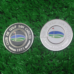 2016 unique golf ball identification marker with customized logo