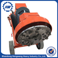 Hand Push Planetary Concrete Floor Grinder And Polisher Machine