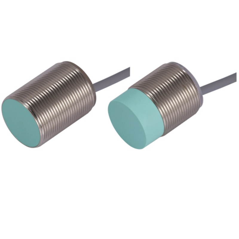 Semii China supplier Metal cylindrical Mini Inductive proximity sensor switch