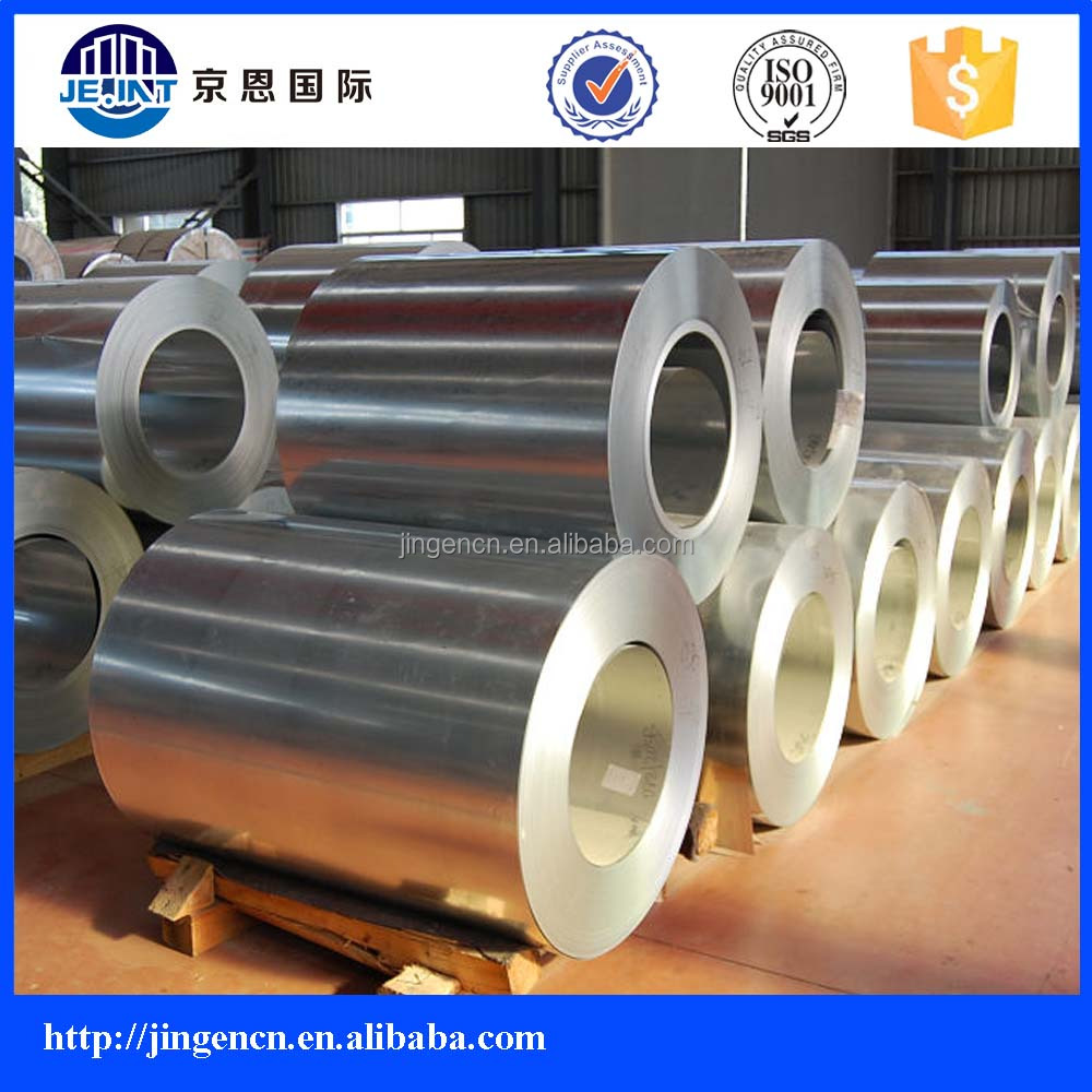 cold rolled hot dip galvanized steel coil for roofing material to Russia