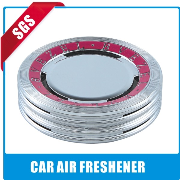factory custom with printed logo natural vent car air freshener stocked for car