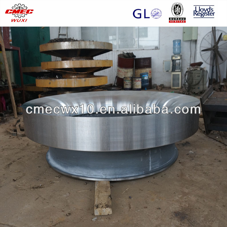 Heavy Alloy Steel Forgings, Rolled Ring, Forged Flange