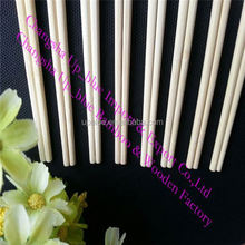 high quality disposable tensoge bamboo chopsticks with semi-closed paper sleeve