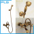 Professional Design Bathroom Fittings Antique China Shower Set