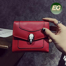 2017 latest design fashion wallest ladies clutch purses and hand bag SY8536