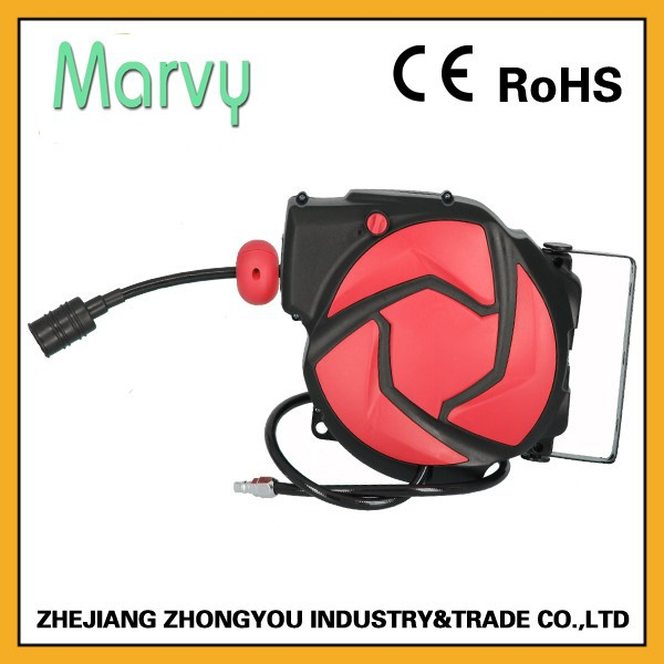 10m retractable metal bracket air hose reel china shop online