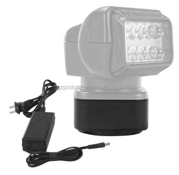 360 Degree Non-Stop Rotate! Remote Control 50W Led Work Light With Recharge Battery From 25 Years Manufacturer In China_ XT2099-
