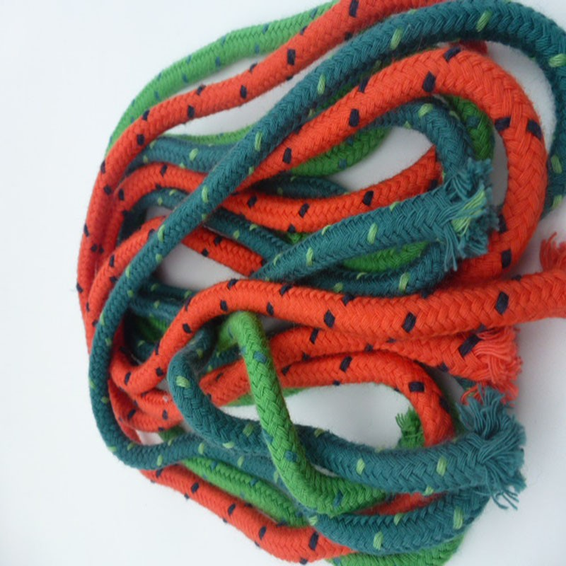Double silicone printed elastic cord gripper