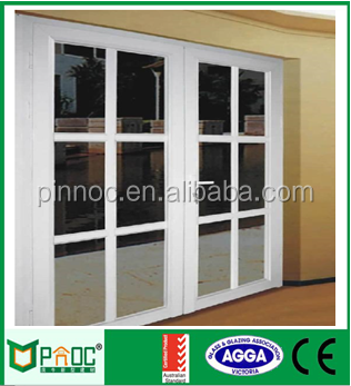 Aluminum Doors And Aluminum Sliding Door With Safety Glass