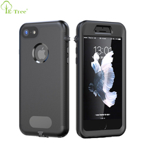 2017 NEW IP68 Water Proof Hard Protective Cover Waterproof Phone Case For iPhone 7 8