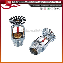 glass bulb fire sprinkler head automatic sprinkler