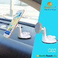 Universal Magnetic car holder 360 degree rotation dashboard and window mount