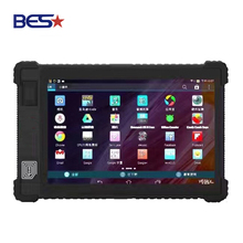 Android 7 inch 10 inch fingerprint scanner tablet pc