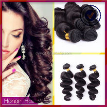 Best selling products grade 8a wet and wavy hair weave brazilian 100% human