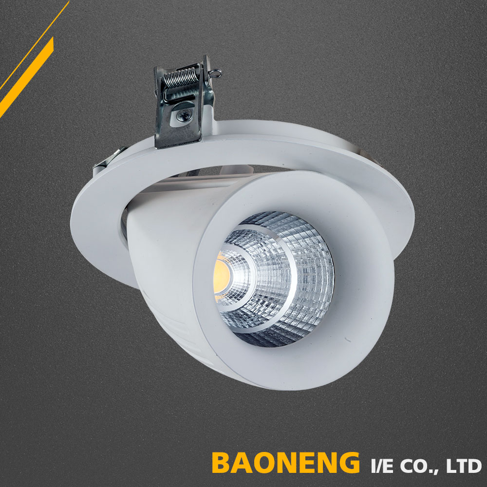 Dimmable Warm White 220V High Qualty 20W AR111 LED Spotlight With CE CB RoHS