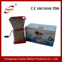coloured vegetable cutter stainless steel vegetable grater