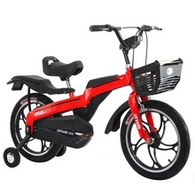 16&quot;LED light cycle for young children kids popular <strong>bike</strong> with speed meter