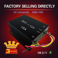 DC/DC Types 20A 24 volt 12 volt converter for Car