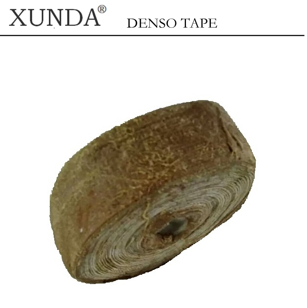 denso petrolatum tape for pipe coarrosion protection